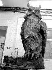 Owl - bronze