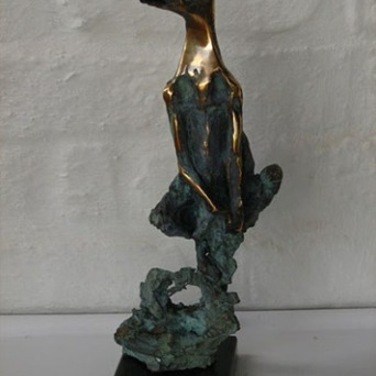 Meerkat-Statue
